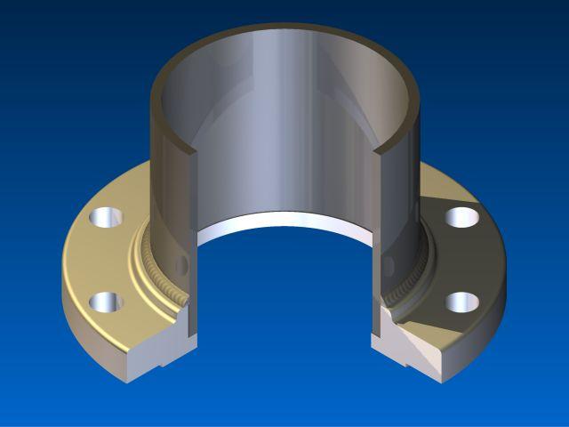 Subsea pipeline engineering mechanical connector